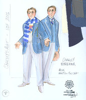 Charley's Aunt Costume Designs by Bill Black