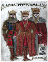 Henry IV Part Two Costume Designs by David Kay Mickelsen